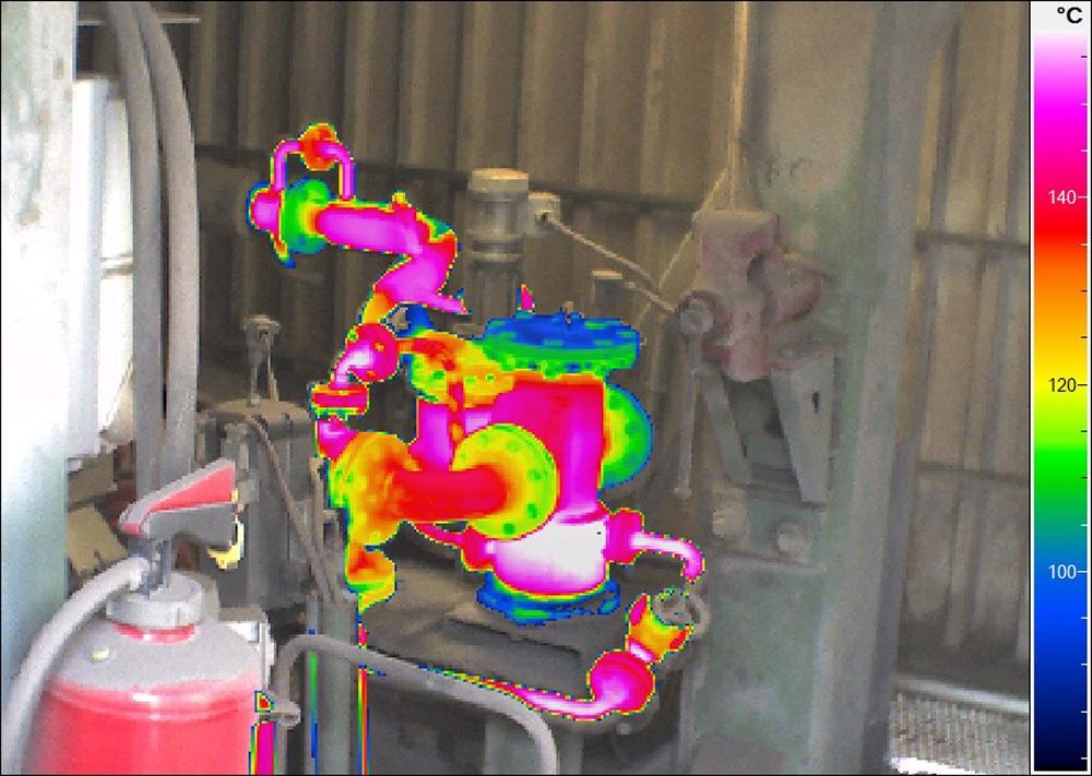 Thermografie-Bau