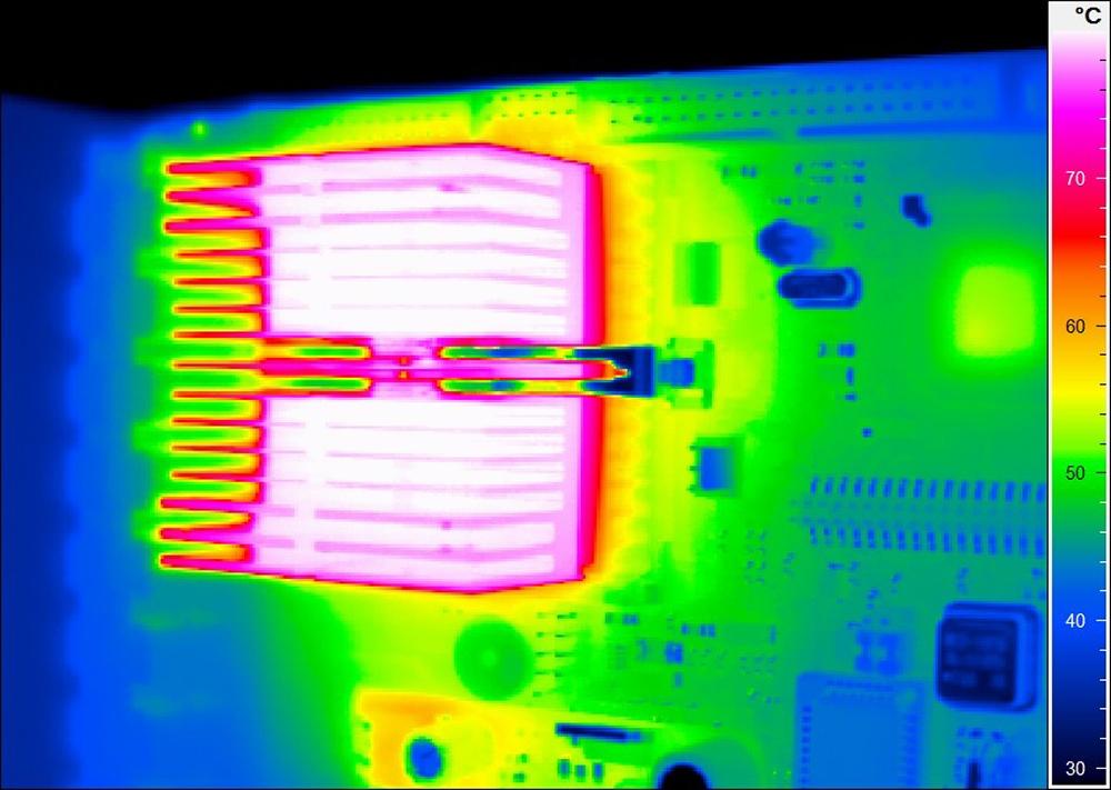 Thermografie-Computer